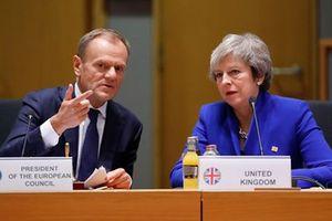 EU thông qua thỏa thuận Brexit