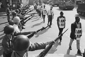 Ảnh lịch sử không thể quên về thế giới đúng 50 năm trước