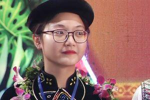 Nữ sinh dân tộc Tày, 'chuyên gia' của các kỳ thi, chia sẻ bí quyết