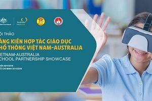 Việt Nam – Australia tăng cường hợp tác giáo dục phổ thông