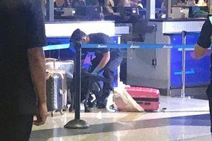 Hai hành khách người Việt bị bắt giữ tại Malaysia vì nói hành lý chứa bom
