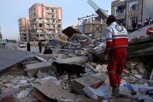 Động đất tại Iran, hơn 500 người bị thương