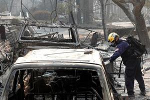 Mỹ: Thảm họa cháy rừng tại California đã được khống chế hoàn toàn