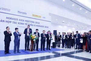 Bình Dương đẩy mạnh hợp tác quốc tế từ Horasis