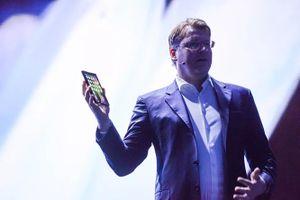 Khám phá smartphone màn hình gập được đầu tiên của Samsung