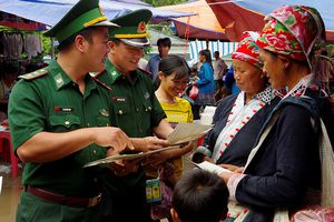 Ngăn chặn thịt lợn Trung Quốc nhập lậu vào Việt Nam