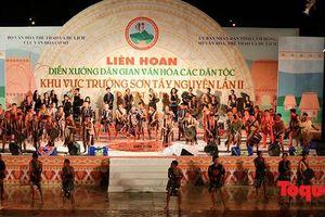 Liên hoan diễn xướng dân gian các dân tộc Trường Sơn – Tây Nguyên