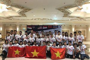 36 học sinh giành giải thưởng cao trong kỳ thi Vô địch Toán thế giới