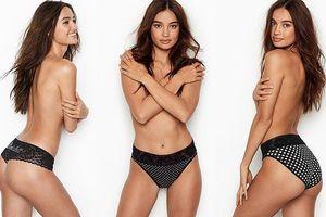 Siêu mẫu Philippines bán nude tuyệt đẹp với nội y Victoria's Secret