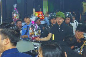 Đắk Lắk: Lại nóng thuốc lắc và ma túy quán bar