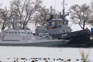 NATO kêu gọi thả tàu Ukraine, Nga tuyên bố 'chưa phải lúc'