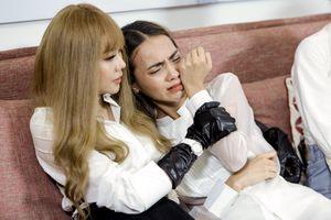 Tập 8 The Face: Thanh Hằng tức giận khi Minh Hằng loại thí sinh Thu Anh
