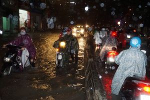 Thời tiết ngày 26/11: Nam Bộ mưa to, gió giật mạnh