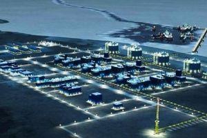Đột phá mới tại nhà máy Yamal LNG của Nga