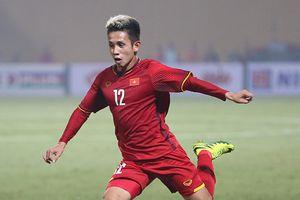Hồng Duy: 'Gặp HLV Eriksson là động lực để tuyển Việt Nam thắng'