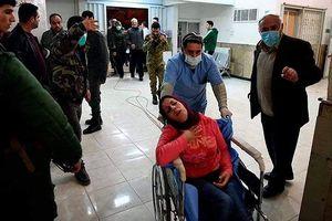 Nga 'vạch mặt' vũ khí phiến quân Syria dùng đầu độc hơn 100 người ở Aleppo