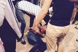 Hải Phòng: Nam sinh THPT mang dao bấm đến trường đâm vào bụng bạn