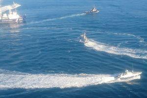 Tin thế giới 26/11: Tàu chiến Nga bắn pháo, rượt đuổi tàu Ukraine