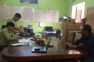 Thu giữ pháo dàn nhập lậu từ Trung Quốc về Việt Nam tiêu thụ dịp Tết