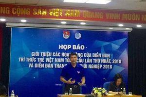 Khởi động Diễn đàn Trí thức trẻ Việt Nam toàn cầu lần thứ nhất