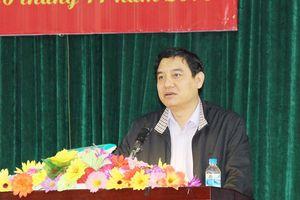 Bí thư Tỉnh ủy Nguyễn Đắc Vinh tiếp xúc cử tri huyện Yên Thành