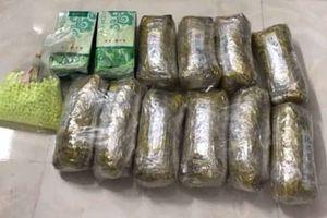 Công an TP HCM triệt phá đường dây buôn bán ma túy 'khủng'
