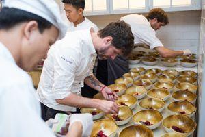 Ấn tượng món ăn Argentina phong vị Ý của đầu bếp sao Michelin Paulo Airaudo