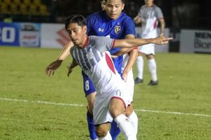 Philippines mất đến 3 trụ cột trước trận bán kết với tuyển Việt Nam