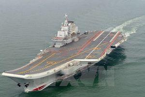 CRI: Trung Quốc khởi công xây dựng tàu sân bay thế hệ mới