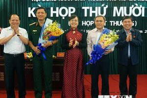 Hội đồng Nhân dân TP.HCM kiện toàn công tác nhân sự khóa IX