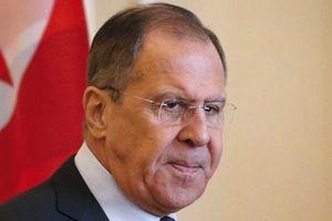 Ngoại trưởng Nga tố Mỹ đến Syria chống IS, nhưng bên trong thì có 'mục đích bí ẩn'