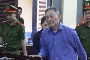 Nguyên Tổng Giám đốc công ty tài chính cao su Việt Nam kêu oan bất thành