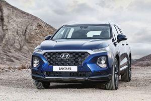 Top 10 xe SUV 7 chỗ giá rẻ đáng mua nhất: Hyundai Santa Fe 2019 góp mặt