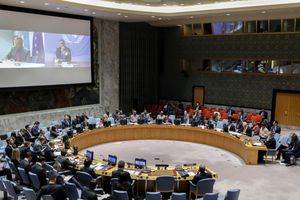 Bắt giữ tàu Ucraine, Nga kêu gọi HĐBA LHQ họp khẩn