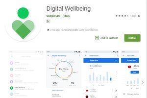 'Cai nghiện' smartphone với công cụ mới từ Google