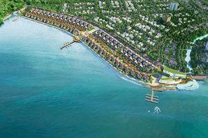 Xuất hiện biệt thự biển đẳng cấp đầu tiên tại vịnh Hà Tiên