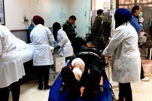 Bộ Quốc phòng Nga: Phe đối lập sẽ còn tấn công hóa học Aleppo