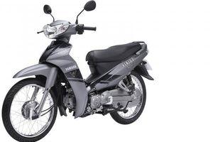 Yamaha Sirius thêm màu mới, quyết đấu Honda Wave Alpha