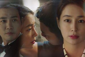 'Fates and Furies': 'Chaebol' Joo Sang Wook phải lòng người 'phụ nữ định mệnh' Lee Min Jung, từ bỏ cuộc hôn nhân sặc mùi tiền với So Yi Hyun