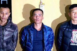 Chân dung 3 thanh niên đánh nữ nhân viên hàng không ngay tại sân bay Thọ Xuân