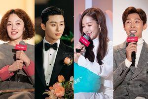 Park Min Young tránh nói về Park Seo Joon tại sự kiện cùng diễn viên 'Thư ký Kim sao thế?'