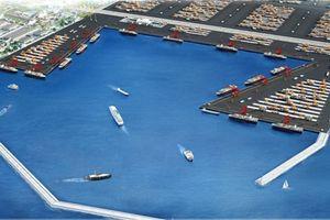 Trình Thủ tướng phê duyệt Dự án đầu tư xây dựng khu bến cảng Mỹ Thủy