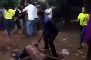 Tiền Giang: Một nhóm côn đồ xông vào đám cưới đâm gục nhiều người, truy sát cô dâu