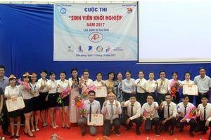 Kiên Giang: Cuộc thi ý tưởng sáng tạo khởi nghiệp sinh viên 'Start-up Student Ideas' lần thứ I