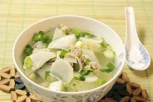 Thời tiết 'ẩm ương', hãy nấu ngay những món ăn này để tăng cường sức đề kháng cho cả nhà