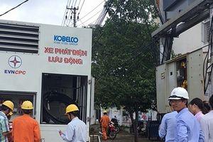 PC Quảng Nam: Ứng dụng xe phát điện lưu động