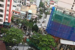 TP. Hồ Chí Minh tích cực khắc phục hậu quả sau bão số 9