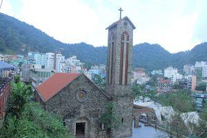 Nhà thờ Tam Đảo: Điểm nhấn kiến trúc Tây Ban Nha giữa phố núi