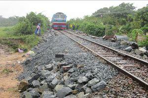Thông tuyến đường sắt Bắc – Nam đoạn qua Ninh Thuận