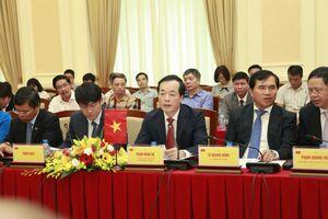 Việt Nam – Cuba họp Ủy ban Liên Chính phủ đánh giá tình hình hợp tác song phương